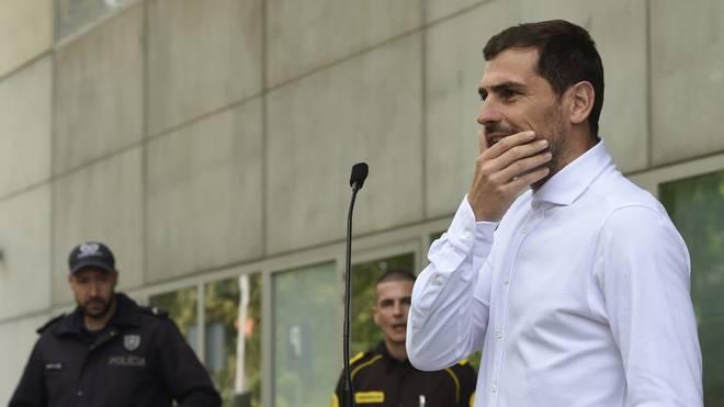 Casillas beendet Karriere