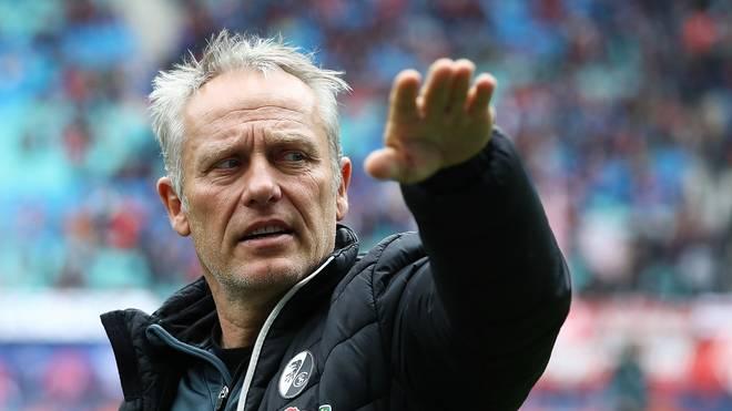 Christian Streich bleibt dem SC Freiburg treu
