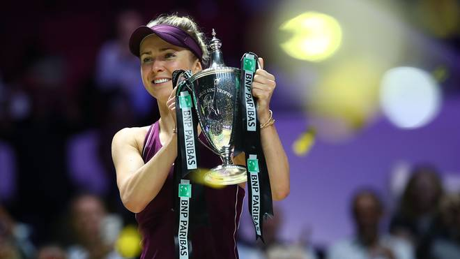 BNP Paribas WTA Finals Singapore presented by SC Global - Day 8