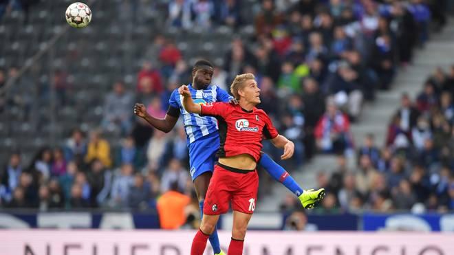 Hertha BSC v Sport-Club Freiburg - Bundesliga