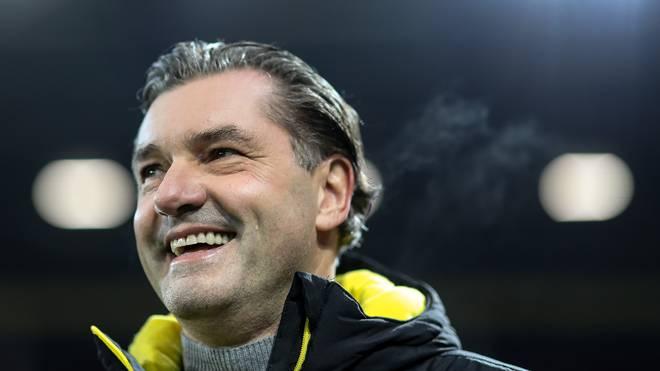 Transfercheck Borussia Dortmund: Michael Zorc ist Sportdirektor beim BVB