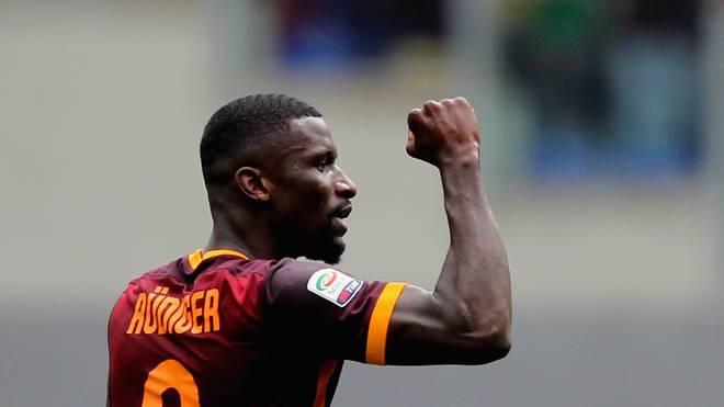 Antonio Rüdiger vom AS Rom