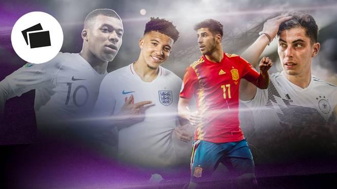 Diese Stars könnten noch bei der UEFA U21 EM 2019 spielen