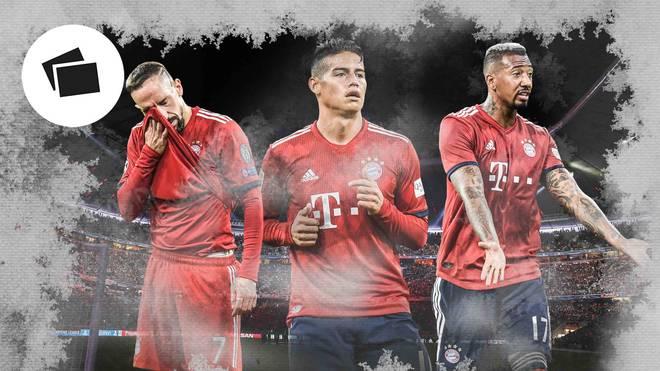 Uli Hoeneß erhöhte zuletzt den Druck auf die Bayern-Stars - viele spielen auch um ihre Zukunft