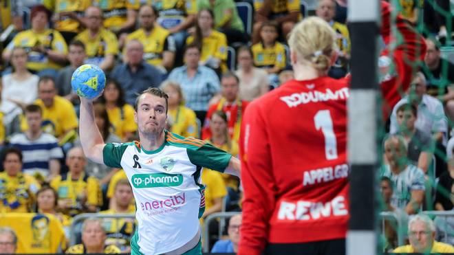 Rhein-Neckar Loewen v TSV Hannover-Burgdorf - DKB HBL