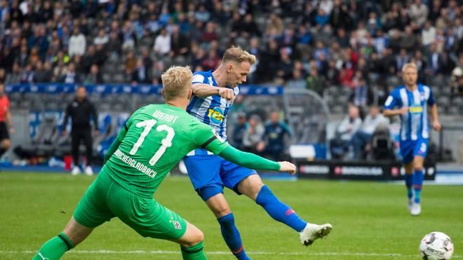 Ondrej Duda erzielte bereits vier Saisontore für Hertha BSC