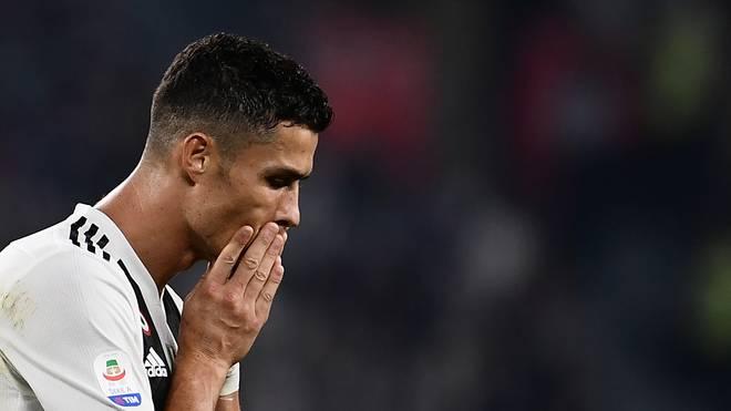 Cristiano Ronaldo war im Sommer von Real Madrid zu Juventus Turin gewechselt