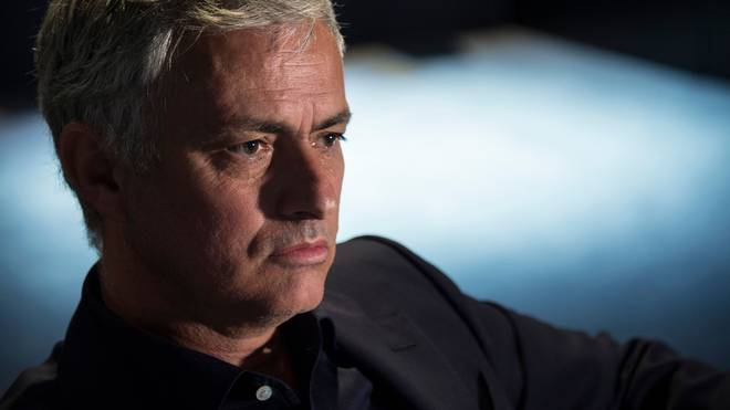 Jose Mourinho ist seit seinem Aus bei Manchester United ohne Trainerjob