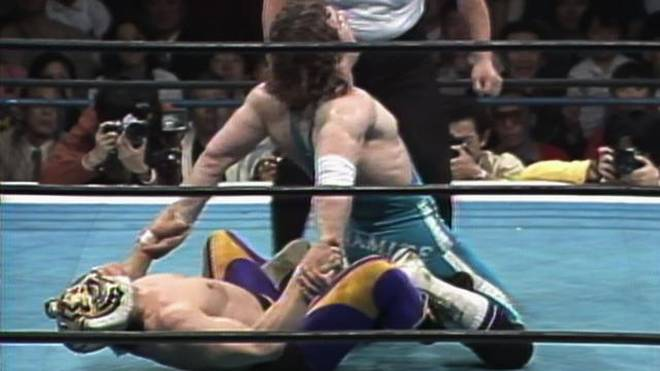 Tiger Mask und Dynamite Kid lieferten sich eine legendäre Matchserie