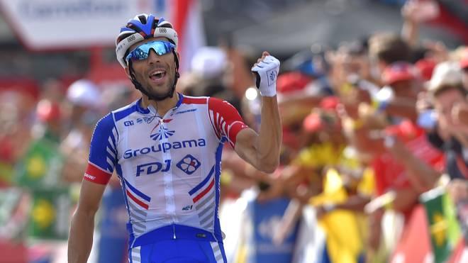 Thibaut Pinot hat Mailand-Turin gewonnen