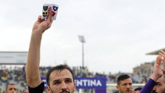 Serie A: AC Florenz erhält Sondergenehmigung für Kapitänsbinde wegen Astori