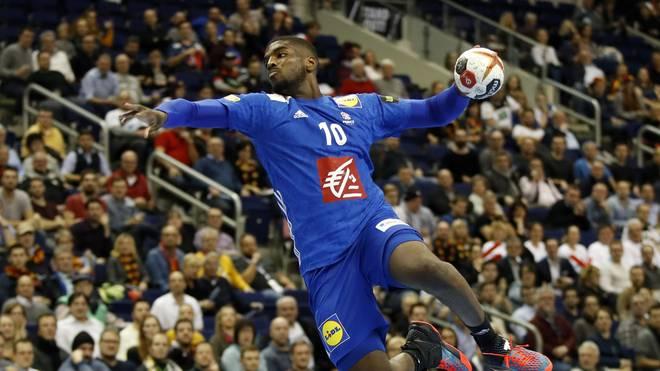 Frankreich schlägt Korea bei der Handball-WM mit Mühe