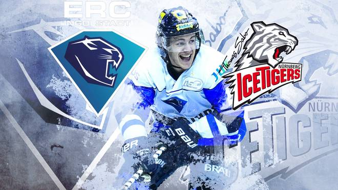 Del Erc Ingolstadt Thomas Sabo Ice Tigers Live Im Tv Stream
