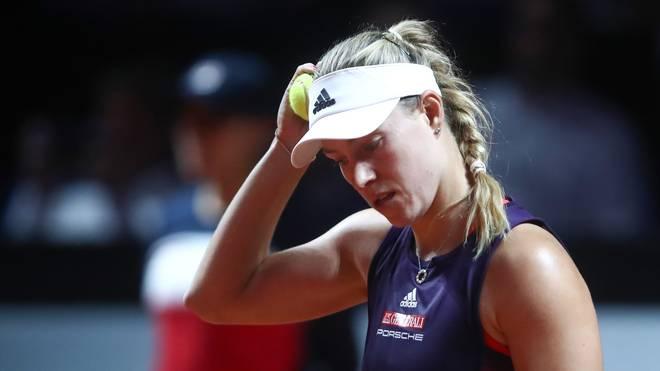 Angelique Kerber kann am Masters-Turnier in Rom nicht teilnehmen