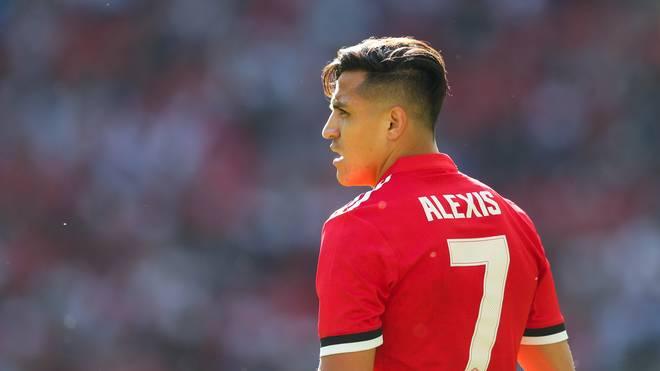 Premier League: Manchester United muss lange auf Alexis Sanchez verzichten