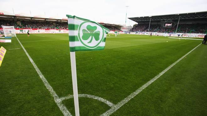 2. Liga: Nachholspiel Greuther Fürth gegen Dynamo Dresden terminiert, Das Spiel Greuther Fürth gegen Dynamo Dresden fiel den Witterungsverhältnissen zum Opfer