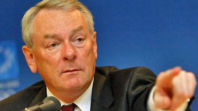 Richard Pound ist Mitglied des IOC