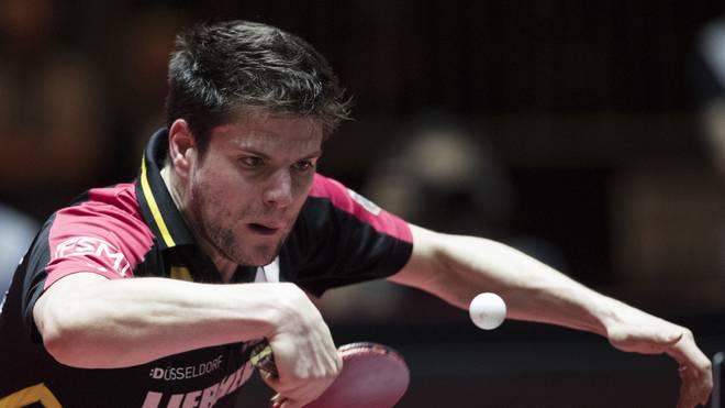 Tischtennis: Ovtcharov und Filus im Achtelfinale von Sapporo, Dimitrij Ovtcharov steht beim World-Tour-Turnier in Sapporo im Achtelfinale