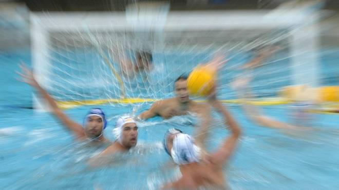 Die deutschen Wasserballer stehen bei der WM in der K.o.-Runde