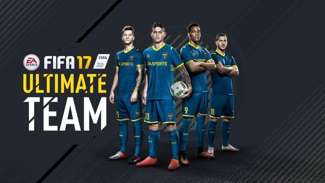 Fifa 17 So Baut Man Sein Traum Team In Fifa 17