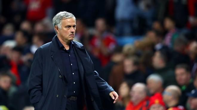 Jose Mourinho ist seit 2016 Trainer bei Manchester United