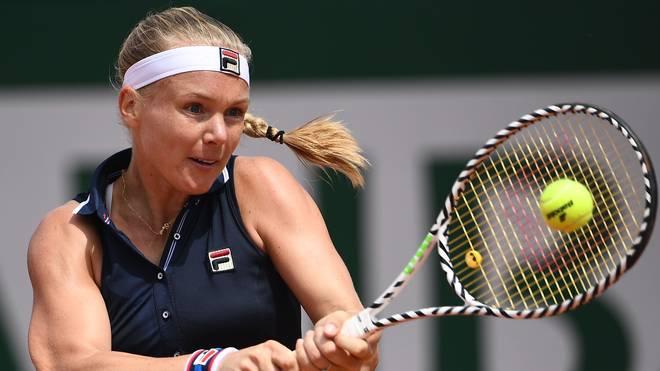 Kiki Bertens ist die Nummer vier der Weltrangliste