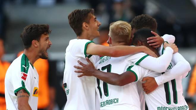 Nach holprigem Start siegt Gladbach verdient gegen Leverkusen
