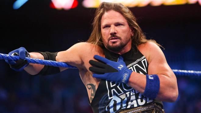 AJ Styles trifft beim WWE SummerSlam 2018 auf Samoa Joe