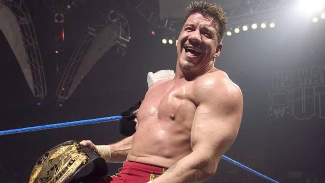 Eddie Guerrero entthronte Brock Lesnar 2004 als WWE-Champion - und starb 2005