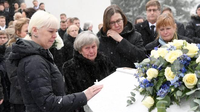 Matti Nykänen starb am 3. Februar im Alter von 55 Jahren
