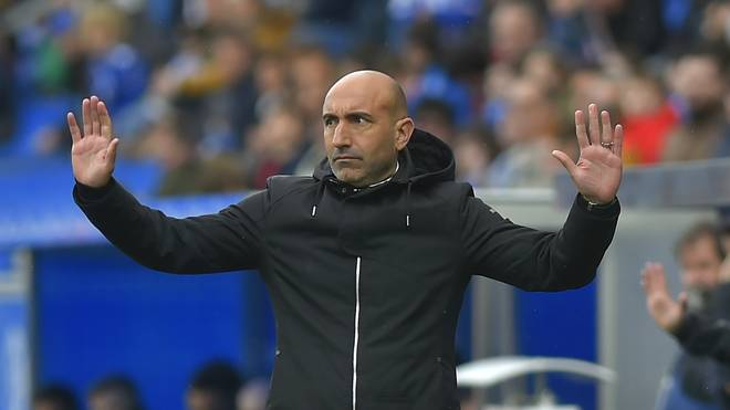 Abelardo Fernandez muss Deportivo Alaves verlassen