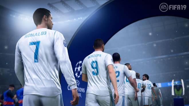 Auch Ronaldo wird virtuell einmal mehr um die begehrteste Trophäe im europäischen Fußball kämpfen