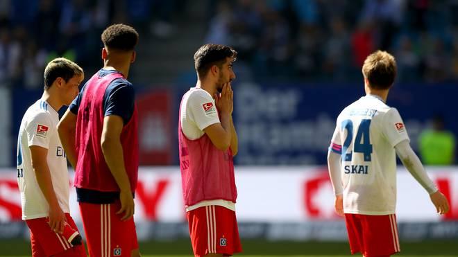 HSV patzt erneut im Aufstiegsrennen - nur Remis gegen Aue