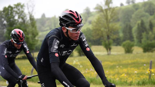 CYCLING-FRA-DAUPHINE