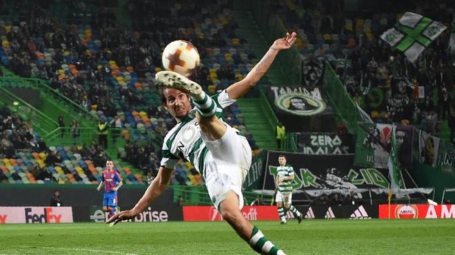 Fabio Coentrao spielt auf Leihbasis bei Sporting Lissabon