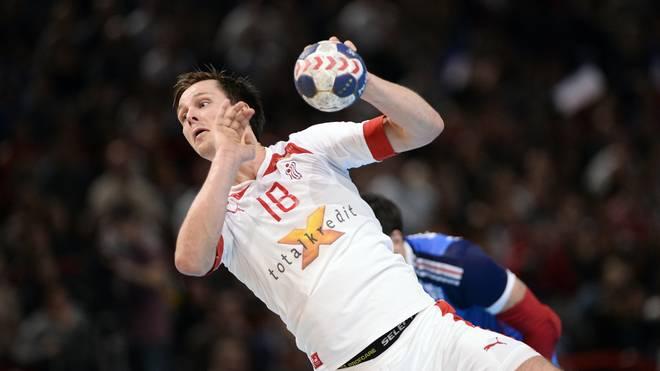 Hans Lindberg wird bei der Handball-WM nicht mehr zum Einsatz kommen