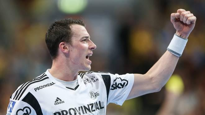 Dominik Klein spielte zehn Jahre lang für den THW Kiel