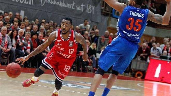 Beko Bbl Soliver Baskets Würzburg Besiegen Mitteldeutschen Bc