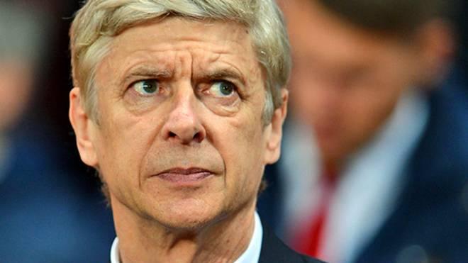 Arsene Wenger ist seit 1996 Trainer bei Arsenal London