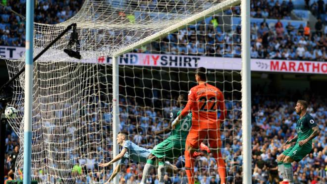 Manchester City - Tottenham (1:0): Tor und Highlights im Video | Premier League