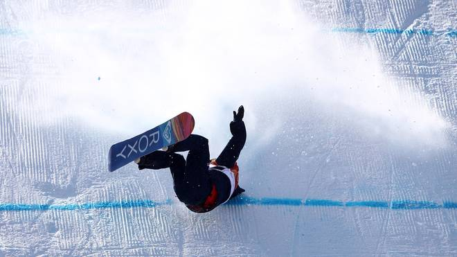 Snowboard - Winter Olympics Day 3