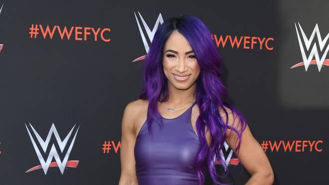 Sasha Banks mussten bei WWE WrestleMania 35 ihren Tag-Team-Titel abgeben