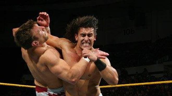 Als Derrick Bateman schaffte Ethan Carter bei WWE nicht den Durchbruch