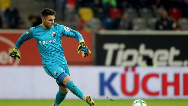 Marcel Schuhen wird dem SV Sandhausen circa sechs Wochen fehlen