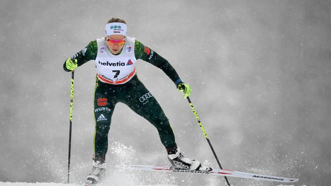 Langlauf: Sandra Ringwald erfüllt in Lillehammer halbe WM-Norm