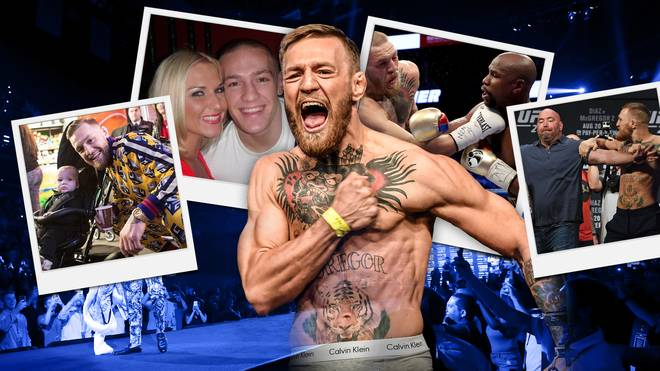 Conor McGregor hat seine UFC-Karriere beendet