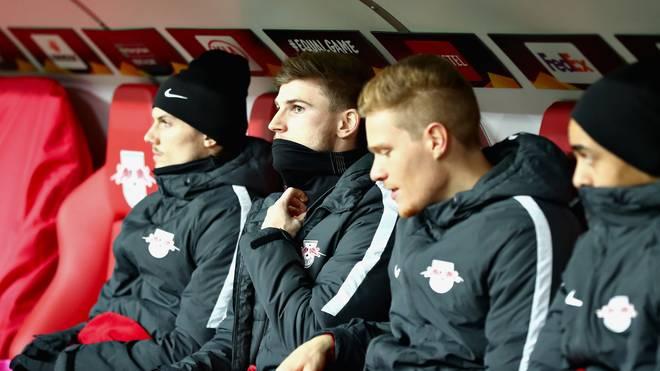 Europa League: RB Leipzig ausgeschieden - Werner-Kritik an Rangnick?