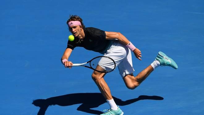 Alexander Zverev wird beim Davis-Cup-Auftakt gegen Ungarn spielen