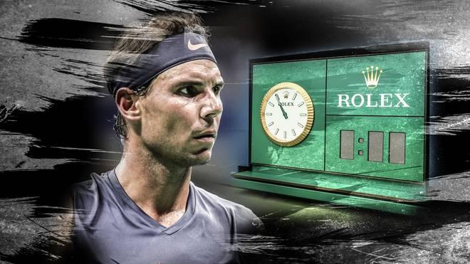 US Open: Rafael Nadal zählt zu den größten Kritikern der Shot Clock im Tennis