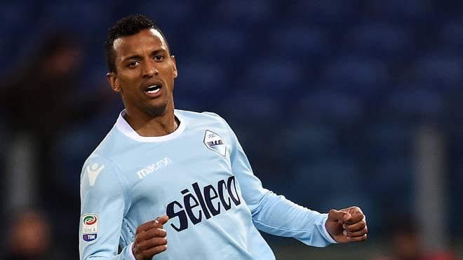Nani spielte in der vergangenen Saison für Lazio Rom